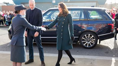 Royal pregnancies and babies: Prince William and The Duchess of Cambridge may be expecting twins