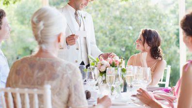 Wedding speech/vows