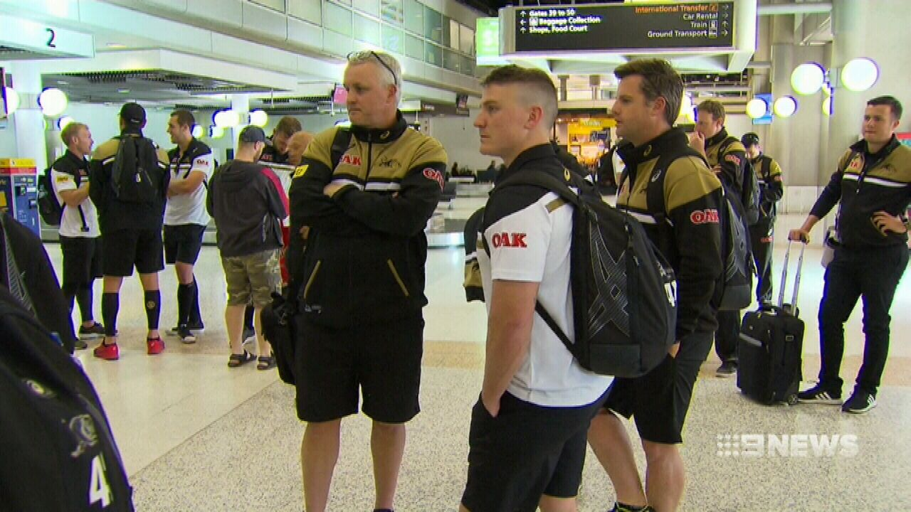 Panthers prepared for Brisbane clash