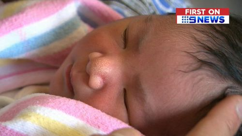The new technology also aims to keep mums and their babies in the maternity ward.