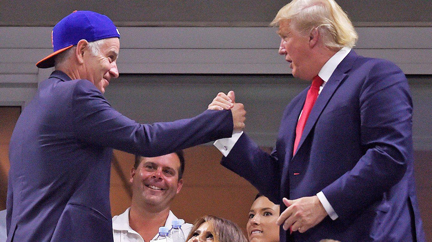 Why John McEnroe said no to Trump's million-dollar challenge to take on Serena Williams