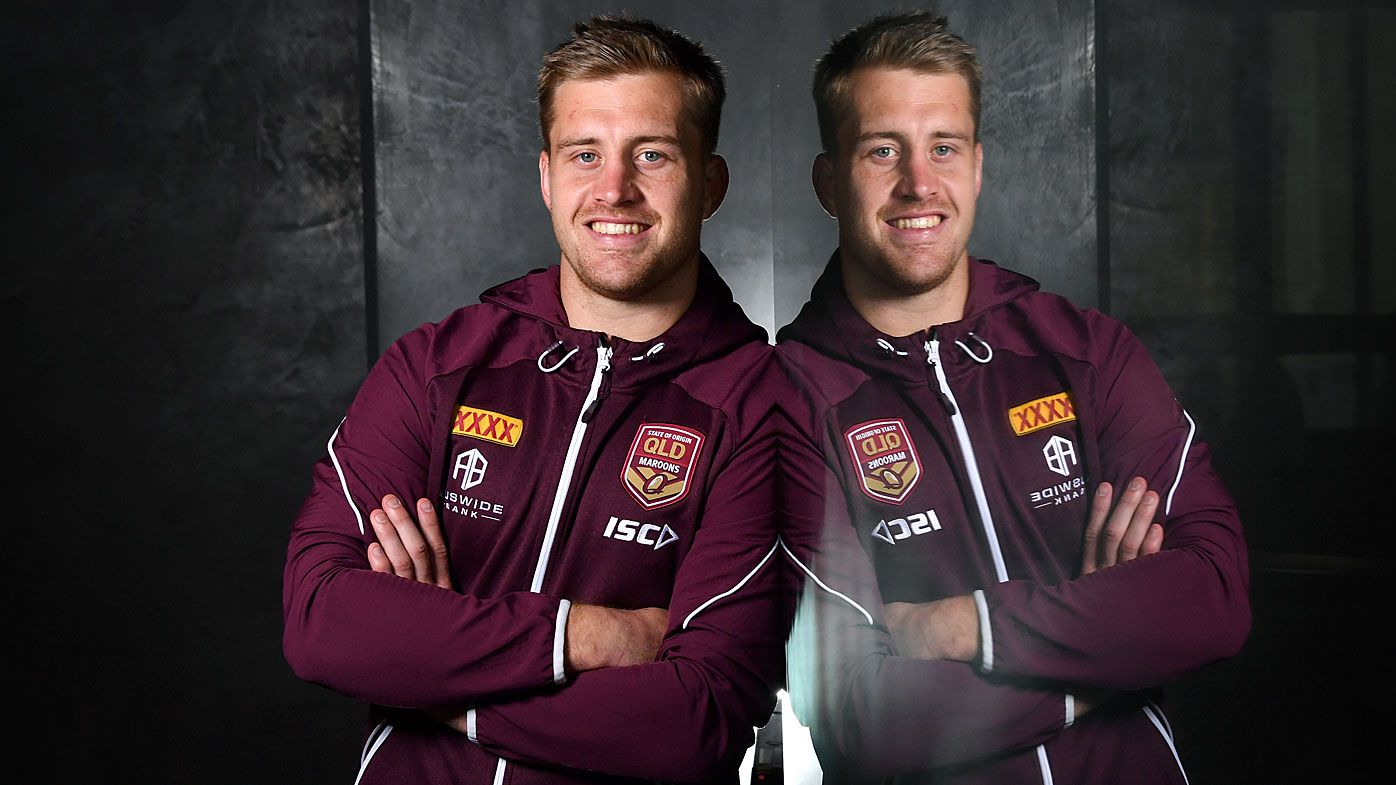 Maroons star Cameron Munster can be 'one of the greats: Smith