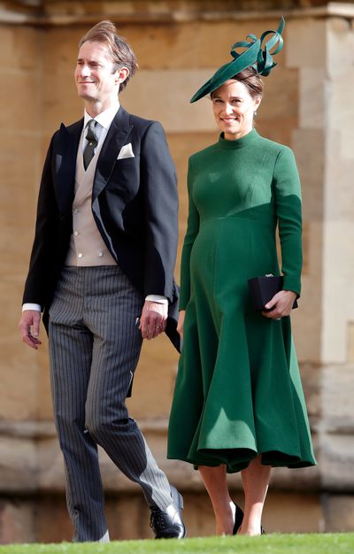 26c7117a91dab Pippa Middleton's most standout maternity looks