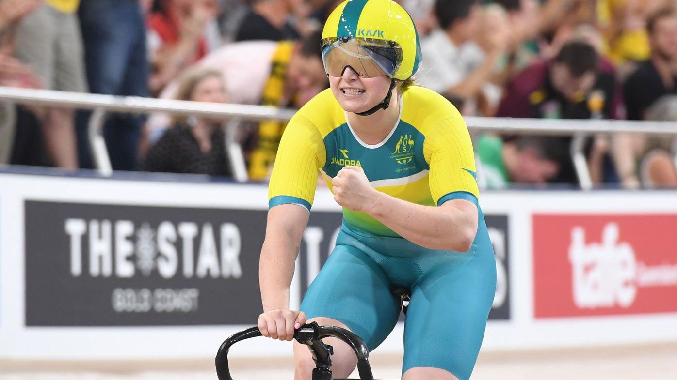 Morton, McCulloch win team sprint gold