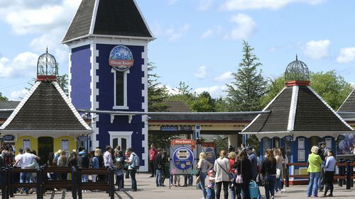 Visitors injured after third rollercoaster incident at UK theme park in five weeks
