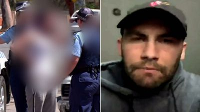 AFL star's relief after 'abducted' foster brother found
