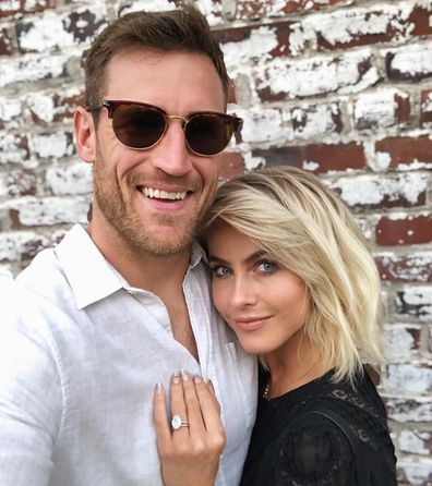 Julianne Hough, husband, Brooks Laich
