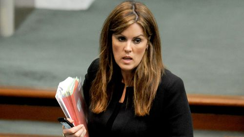 Peta Credlin's 'dignified silence' claims rubbished