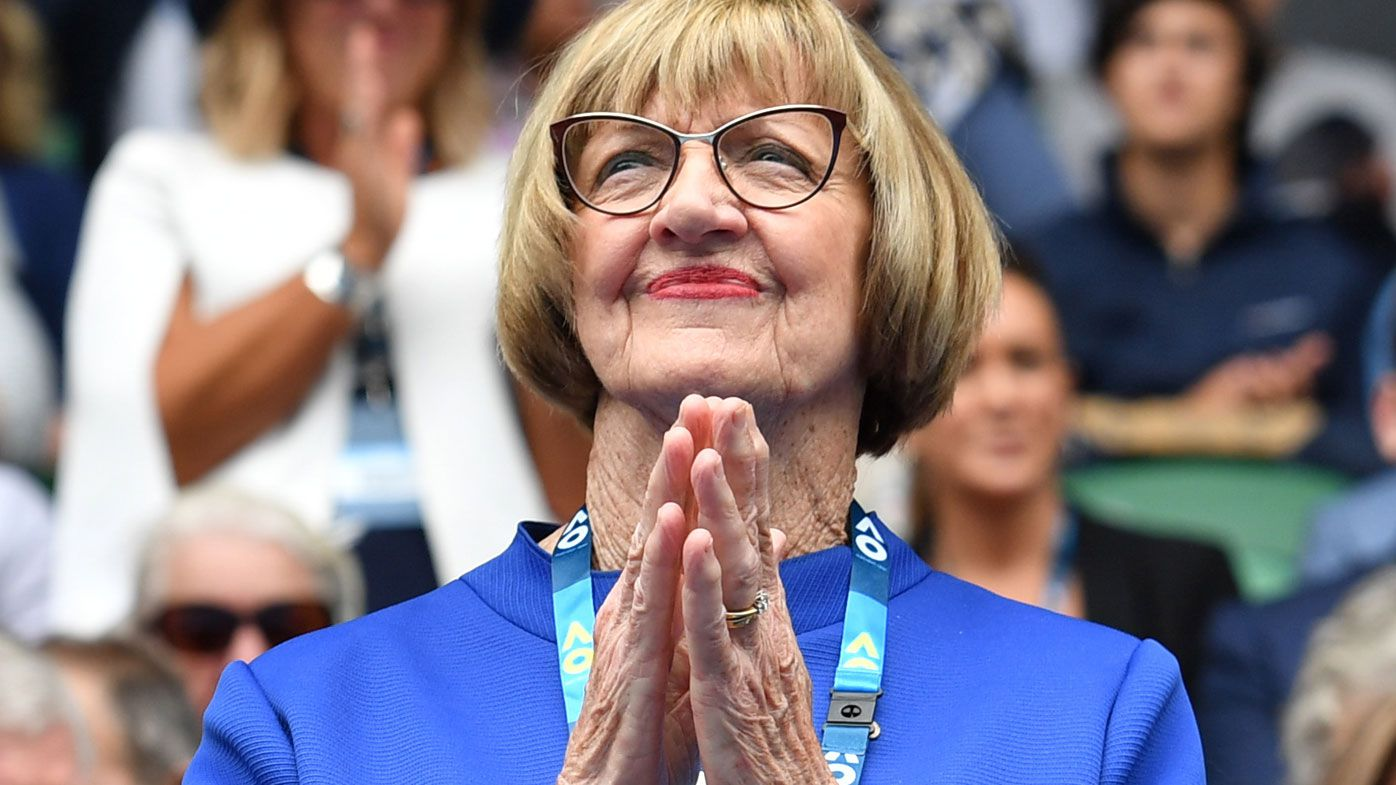 Tennis Australia to honour Margaret Court at 2020 Australian Open