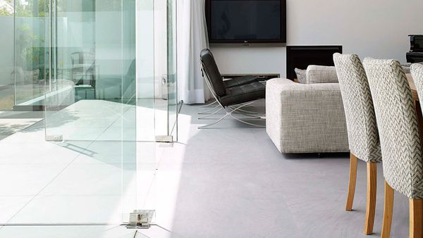 Hard flooring options