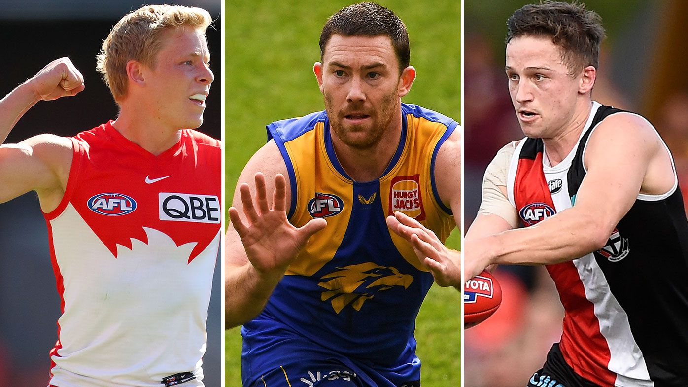 Kane Cornes' challenge to four AFL stars: McCluggage, Billings, Heeney, McGovern