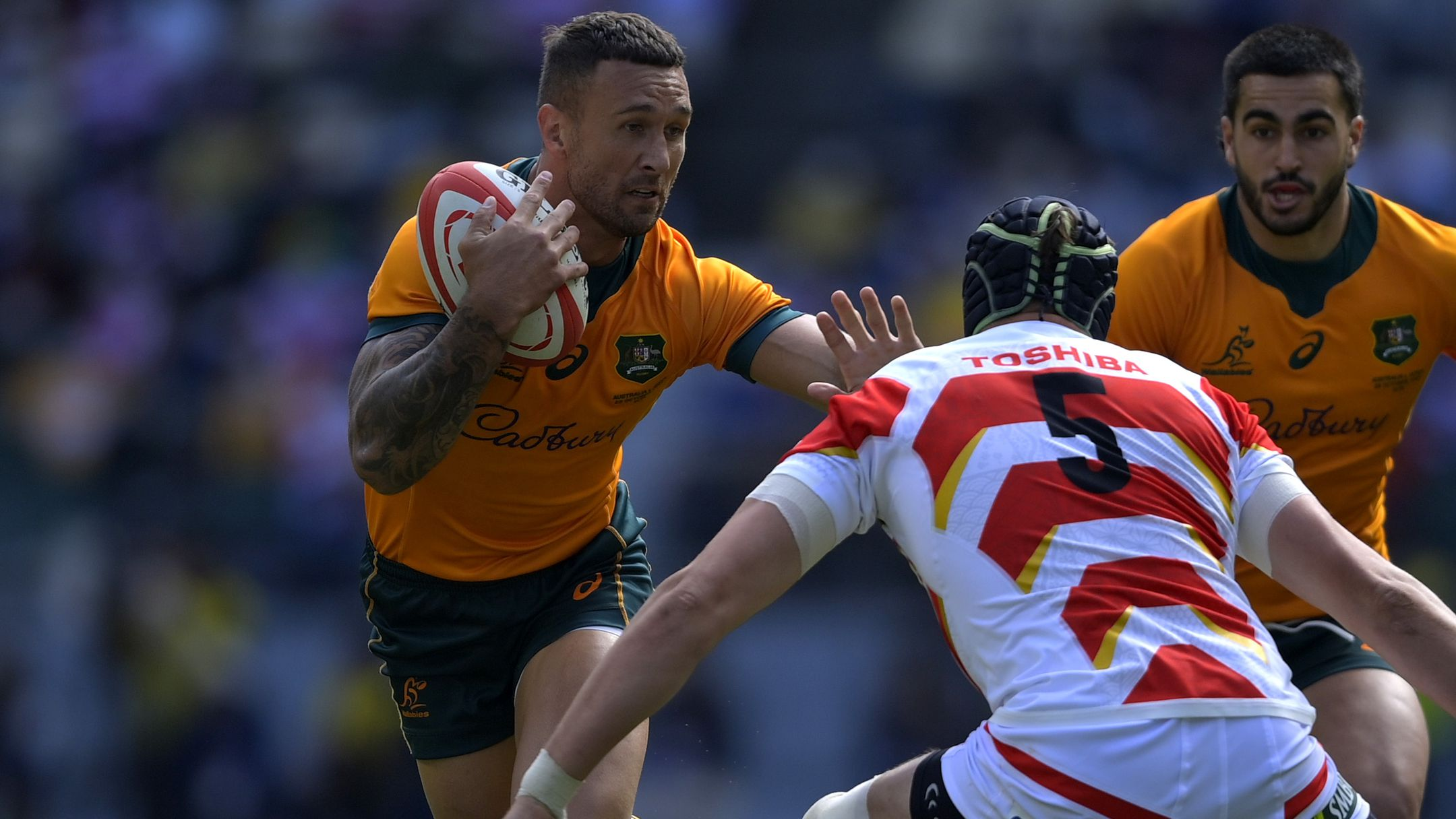 Quade Cooper set to pull out of Wallabies tour