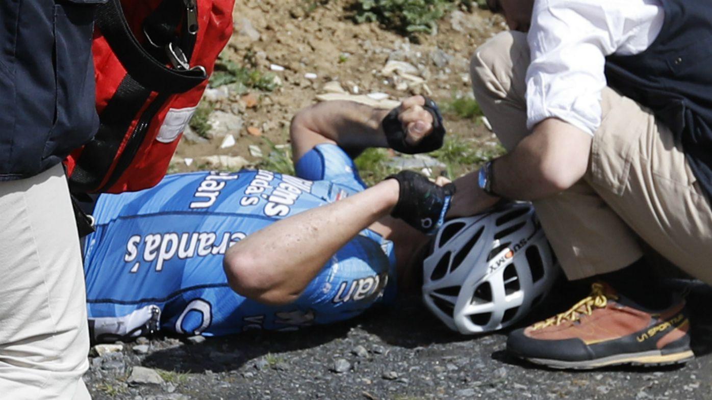 Belgian rider Goolaerts dies, aged 23