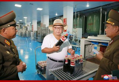 "The North Korean leader inspected a variety of food and fish products during his tour of the facility.<br /> <br /> ""He said it is necessary to put to maximum use the aquatic resources in the West Sea to produce peculiar pickled fish goods with diverse fish species and sell them to citizens in the capital and those in the west coastal area,"" the Korean Central News Agency reported."