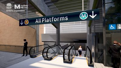 Sydney's Central Station set to be transformed
