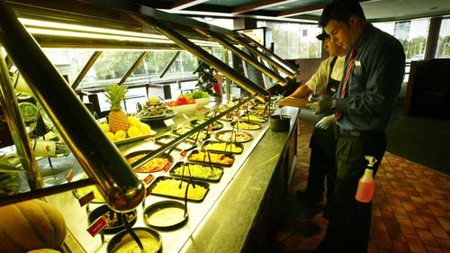 Sizzler was popular in the days when Australians wanted to get their food from buffets.