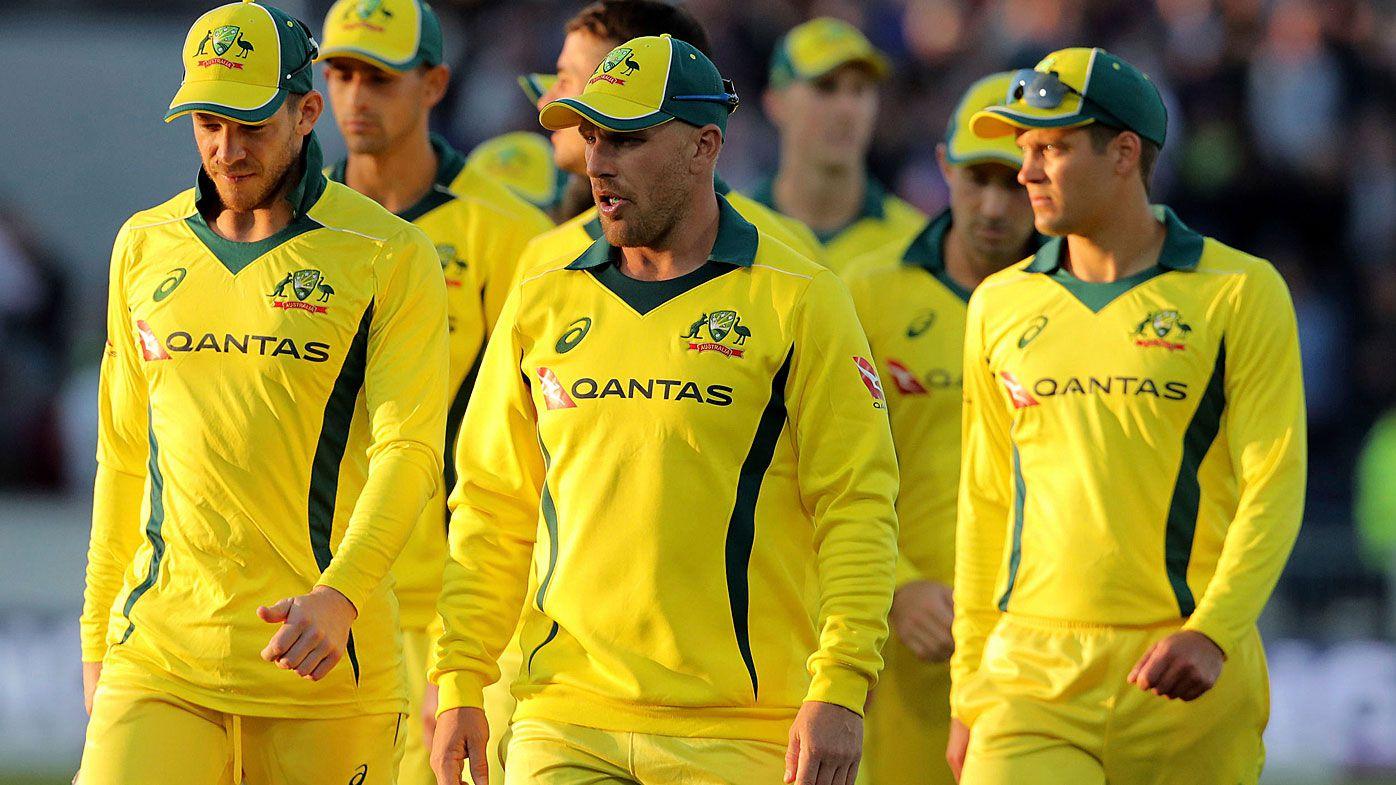 England crush struggling Australia in fourth ODI in Durham