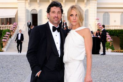 It could have been you! <i>Grey's Anatomy</i>'s McDreamy made celebrity make-up artist Jillian Fink an honest women when they hitched way back in 1999, when he was still trying to make it in Hollywood.<br/><br/>Image: Getty