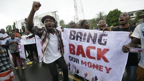 Protests erupt as Liberian bank denies losing $100m