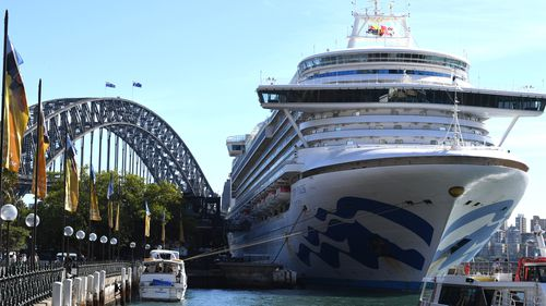 Aussie cruise ship passenger dies from COVID-19 in Western Australian hospital