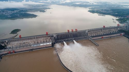 Chinese authorities blow up dam in eastern province amid flood pressure