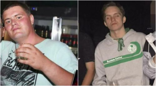 Matthew Mesley, 27, and Joshua Wood, 19, have been sentenced for their brutal attack on a Melbourne mother-of-three. (9NEWS)