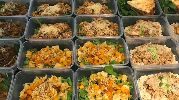 The Healthy Mummy meal prep
