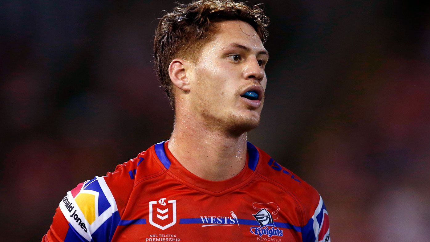 NRL: No drama over Kalyn Ponga's pay says Knights coach Nathan Brown