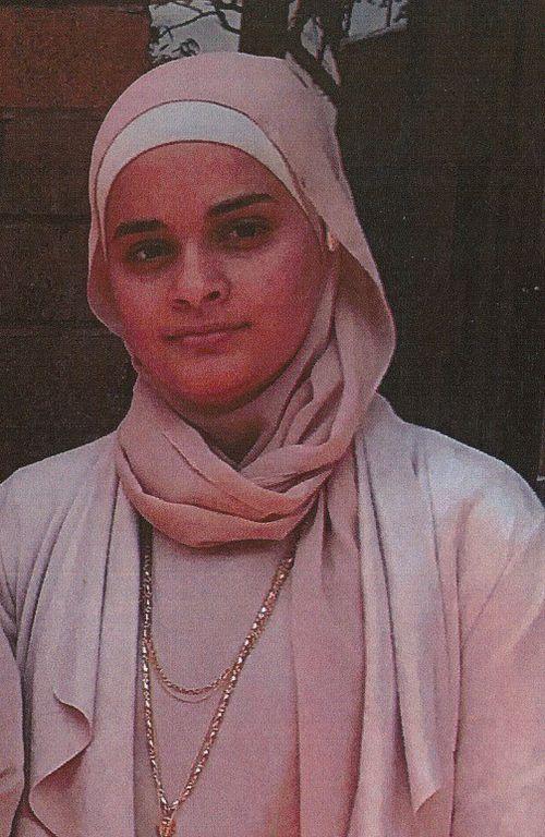 Sara Aljabiri has been missing since late last night. (NSW Police)