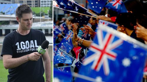 SBS journalist sacked over Anzac Day tweets to sue broadcaster