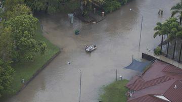 Queensland Floods Weather Far North Queensland Townsville