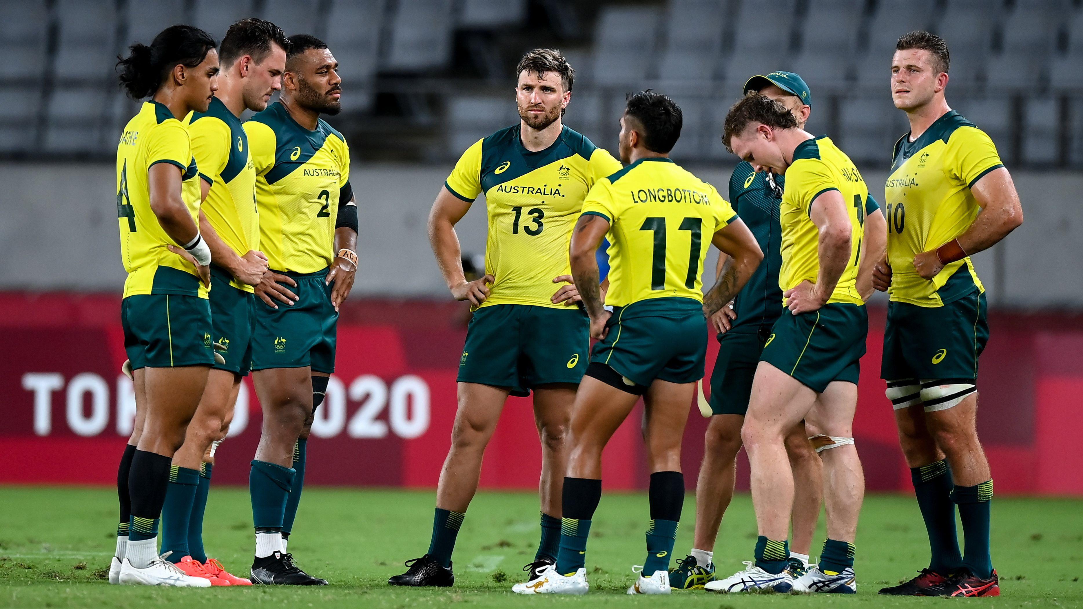 Rugby Australia slams Olympic team over flight