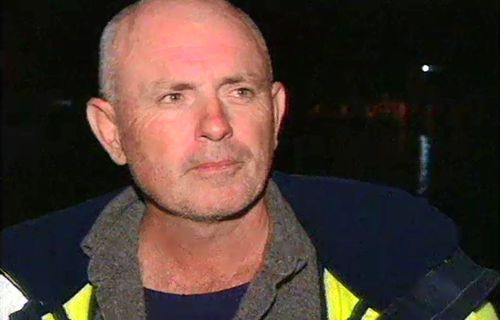 Yacht captain Tony Mowbray said it was the closest he could have come to death.