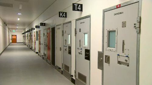 Cells at Barwon Prison. (9NEWS)