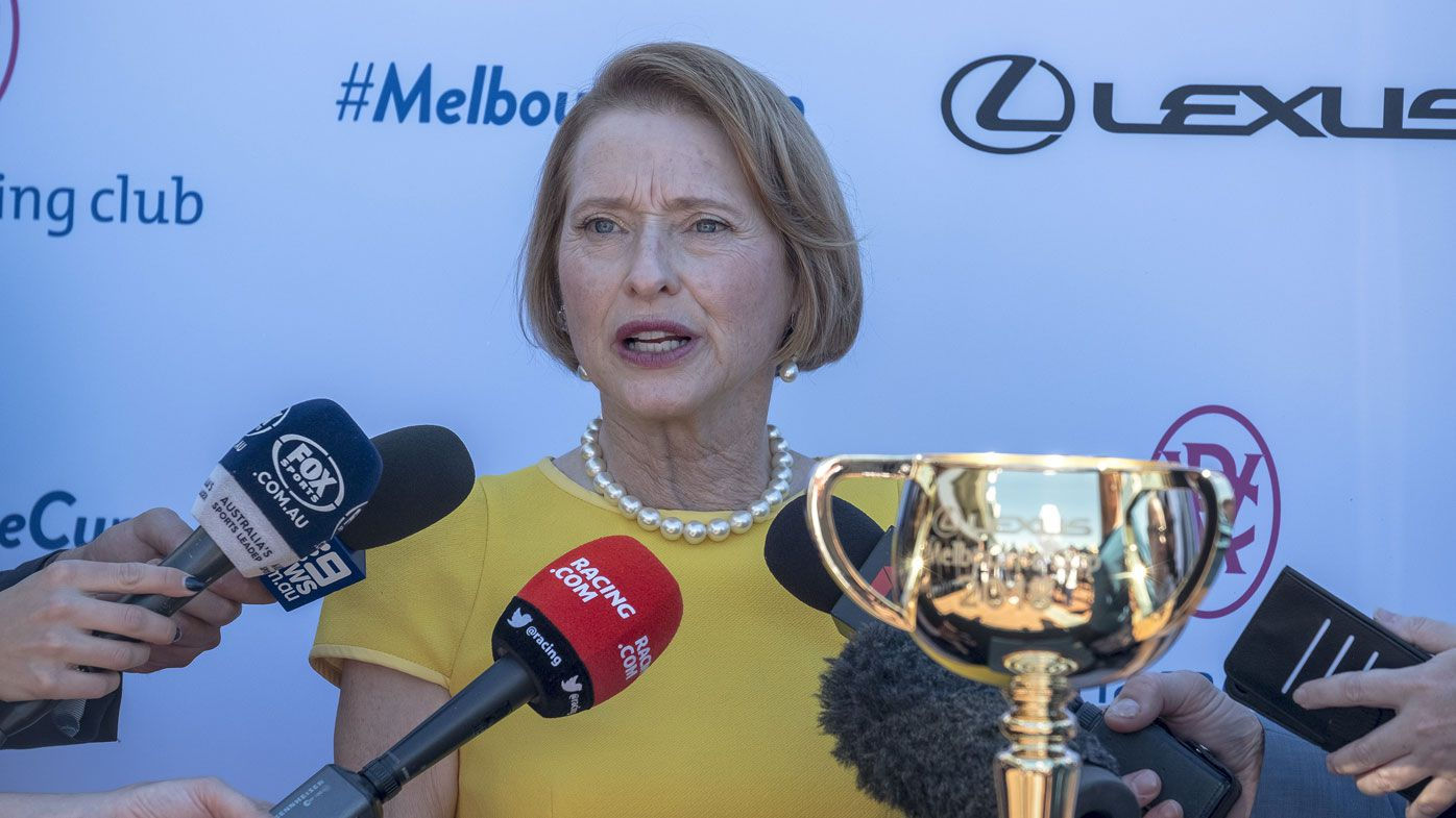 Melbourne Cup winners Gai Waterhouse and Lloyd Williams calls for bans for horse racing dopers
