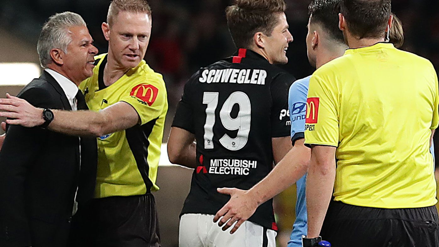 VAR Controversy mars Western Sydney Wanderers' drought breaking win