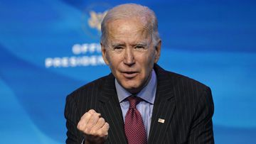 Joe Biden has expressed concern that impeachment proceedings could slow down other important work in the Senate.