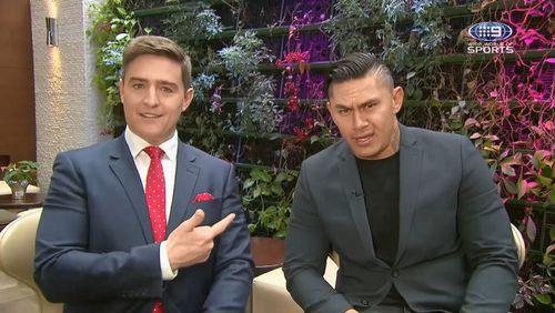 Daniel Vidot WWE   Ex-NRL star's incredible transformation