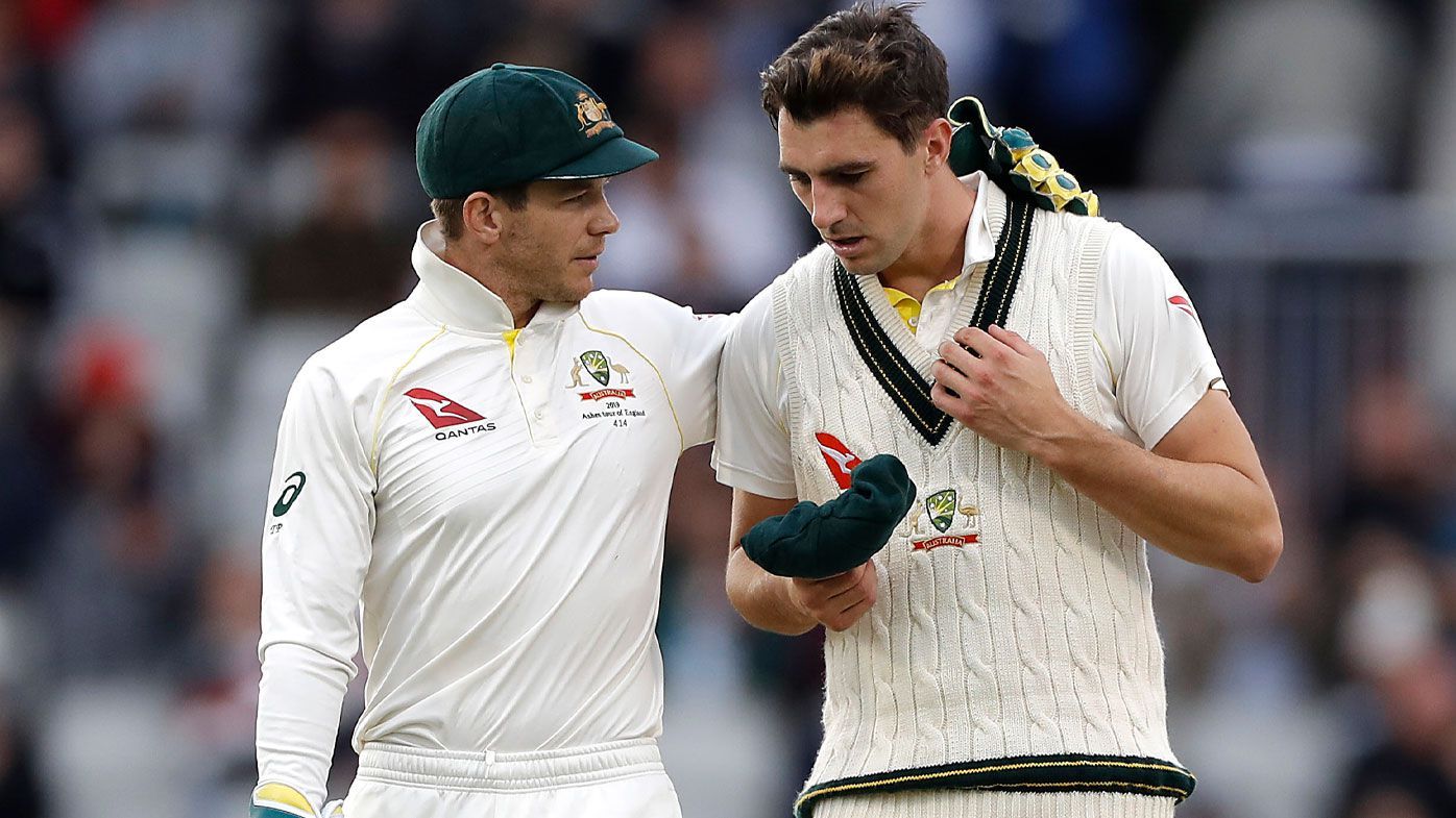 Great slams ugly Australian day one story-line at The Oval