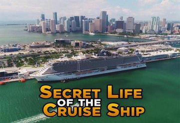 Secret Life of the Cruise Ship