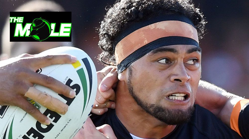 Penrith Panthers utility player Sitaleki Akauola signs with English club Warrington.