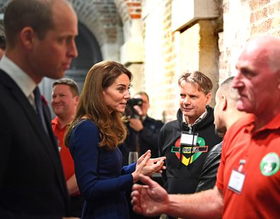 Duke and Duchess of Cambridge Prince William Kate Middleton National Emergencies Trust 5
