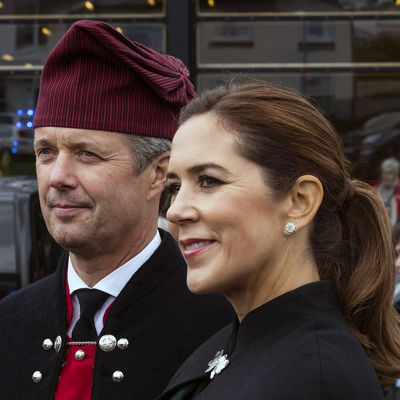 Prince Frederik and Princess Mary out and about onthe Faroe Islands August 25, 2018
