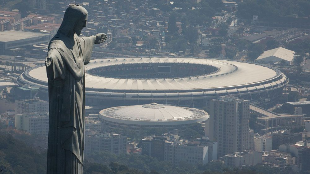 The Maracana is one of the world's iconic stadiums. (AAP)