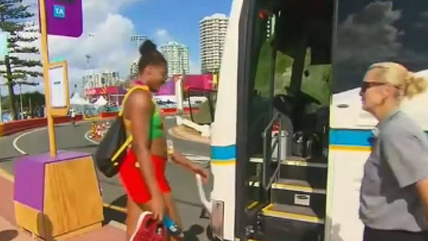 Grenada volleyball team bus mishap not acceptable, says Commonwealth Games boss