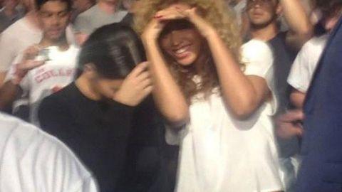 Beyonce and Kim Kardashian 'uncomfortable' around each other