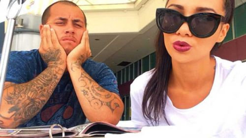 Patea, 25, murdered his former partner Tara Brown on the Gold Coast in 2015. (Instagram)