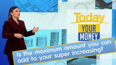 Finance expert Effie Zahos answered viewers' questions on Today.questions on Today.