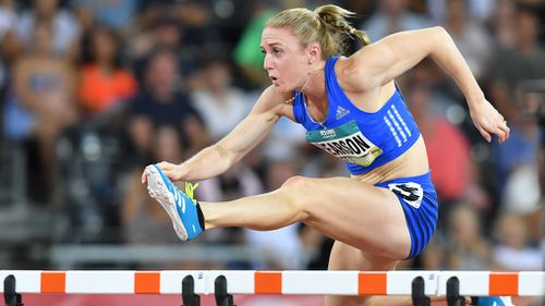 Gold on the Gold Coast could add to two previous Commonwealth gold medals, an Olympic title and a silver medal (AAP).