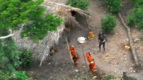 US missionary Brazilian tribes